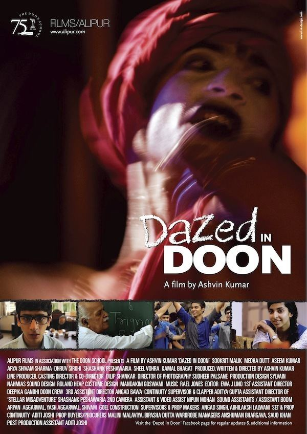 Dazed in Doon Ashvin Kumar Dazed in Doon