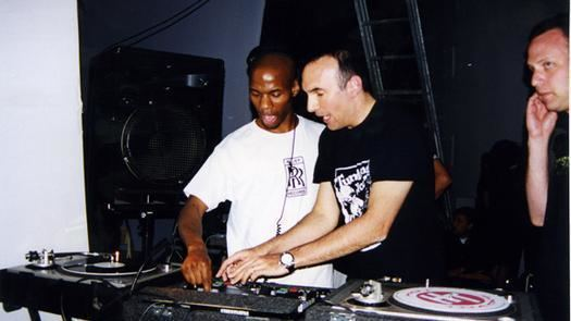DB Burkeman (DJ DB) DJ DB aka DB Burkeman Thump