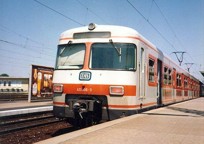 DB Class 420