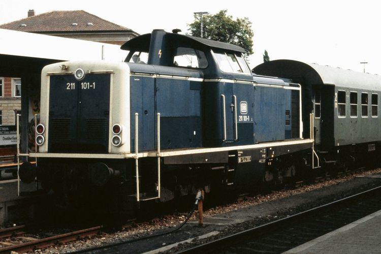 DB Class V 100