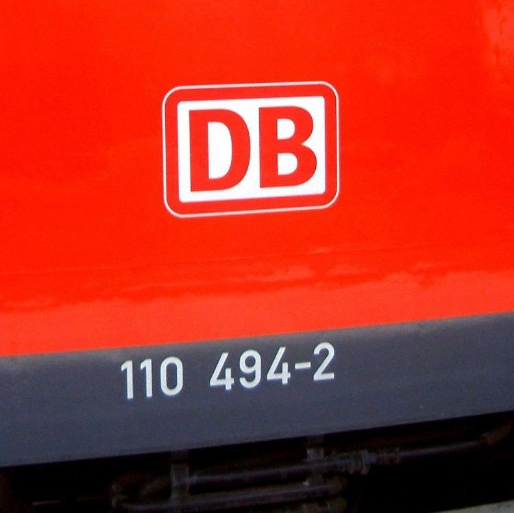 DB locomotive classification