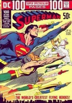 DC 100 Page Super Spectacular httpsuploadwikimediaorgwikipediaenthumb2