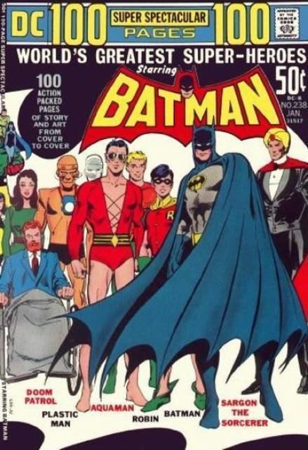 DC 100 Page Super Spectacular DC 100Page Super Spectacular 20 Batman Issue