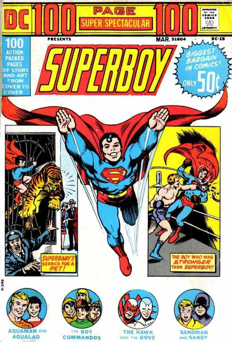 DC 100 Page Super Spectacular DC 100Page Super Spectacular 15 Superboy Issue