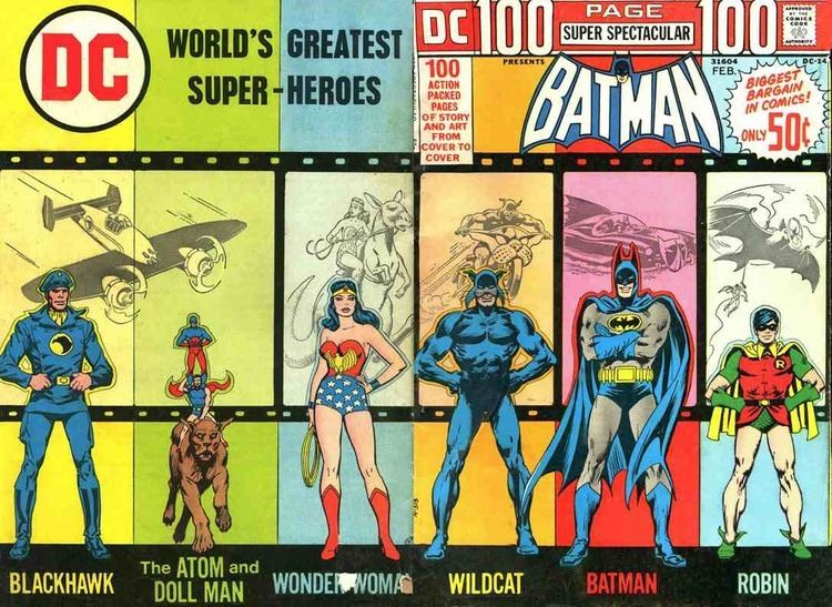 DC 100 Page Super Spectacular Diversions of the Groovy Kind Groove39s Faves 100Page Super