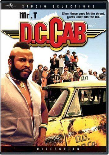 D.C. Cab Amazoncom DC Cab Mr T Adam Baldwin Charlie Barnett Gary