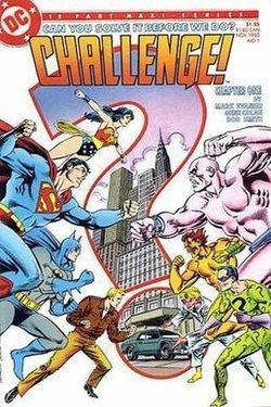 DC Challenge DC Challenge Wikipedia