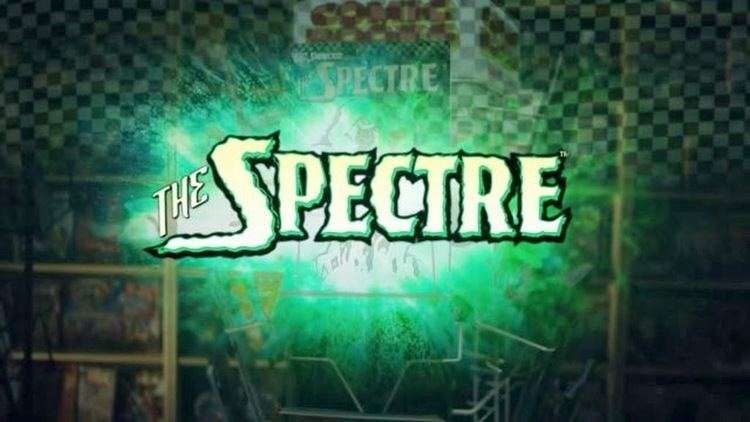 DC Showcase: The Spectre NewtCave RecapReview DC Showcase The Spectre