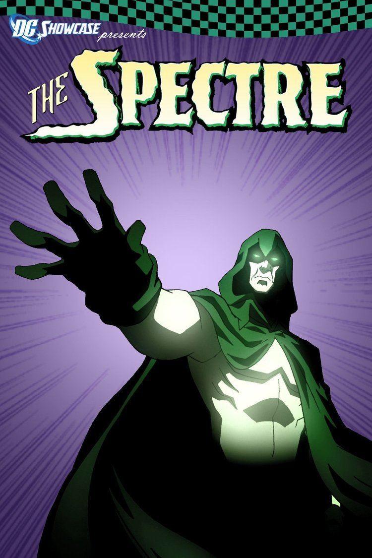 DC Showcase: The Spectre httpsimagetmdborgtporiginalr31S0A0P6nBYwF