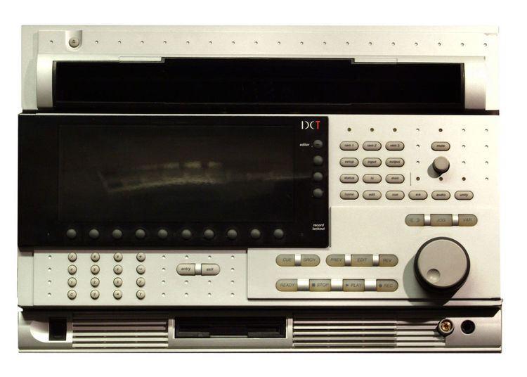 DCT (videocassette format)