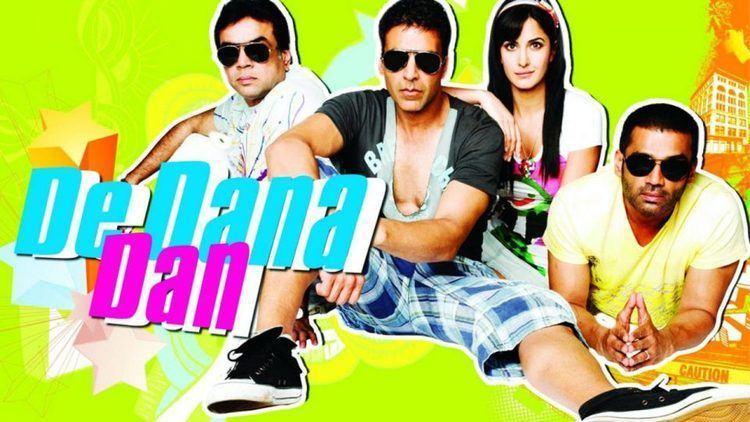 De Dana Dan 2009 Full Hindi Movie Watch Online DVD HD Print