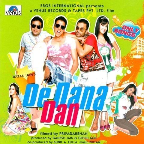 De Dana Dan Songs Download De Dana Dan MP3 Songs Online Free on
