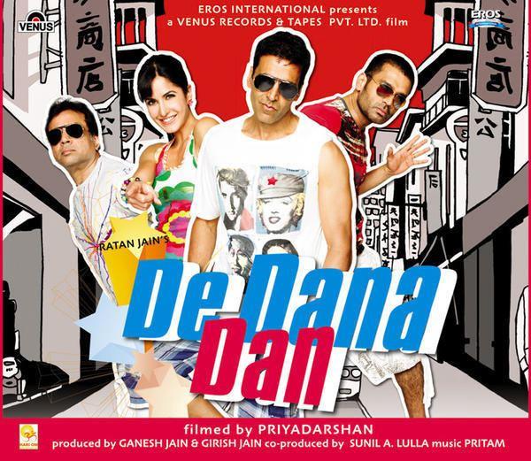 De Dana Dan 2009 Movie Mp3 Songs Bollywood Music