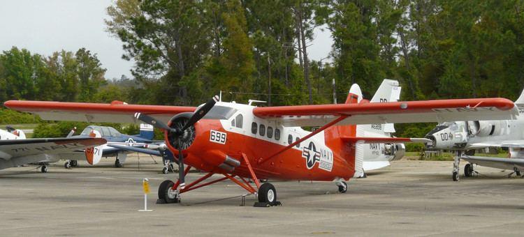 De Havilland Canada DHC-3 Otter FileDe Havilland Canada DHC3 Otter Naval Aviation Museum