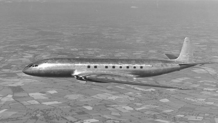 De Havilland Comet May We Never Forget the First Jet Airliner The De Havilland Comet