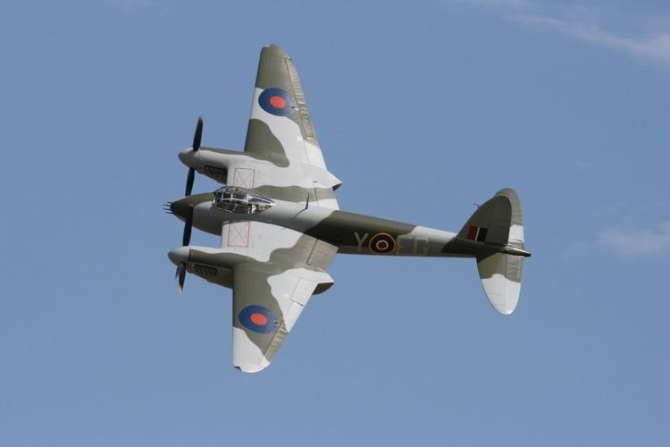 De Havilland Mosquito de Havilland Mosquito KA114 flys again Aces Flying High