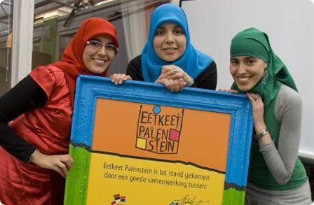 De Meiden van Halal De Meiden van Halal boeken Een optreden boeken van De Meiden van