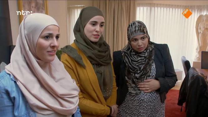 De Meiden van Halal Als mama39s zijn de meiden van halal bedachtzamer en minder fel