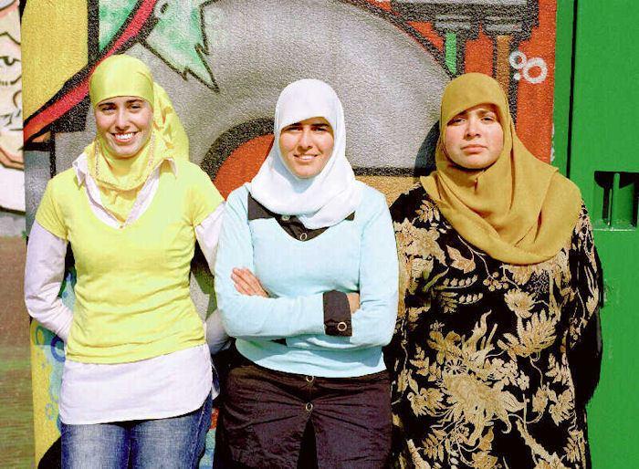 De Meiden van Halal Meiden van Halal