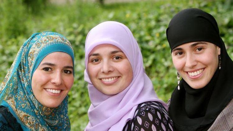 De Meiden van Halal Meiden van Halal maken tvcomeback Televiziernl