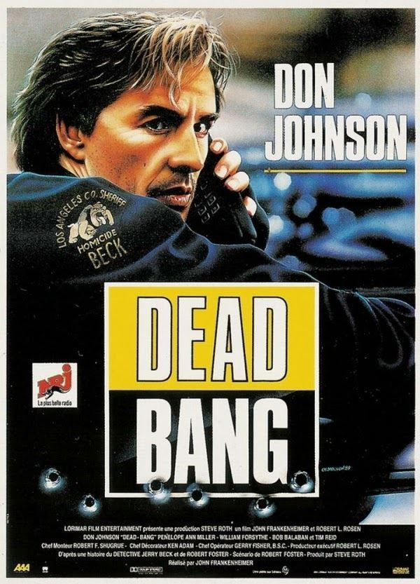 Dead Bang Shit Movie Fest Dead Bang A Shitmas Post from Justin LaLiberty of