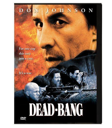 Dead Bang Amazoncom Dead Bang Don Johnson Penelope Ann Miller William