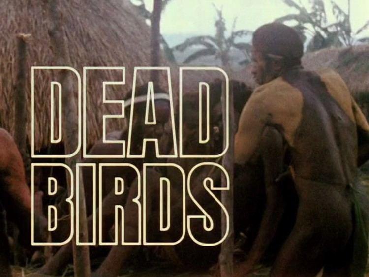 Dead Birds (1963 film) Watch Dead Birds the Documentary by Robert Gardner Fandor