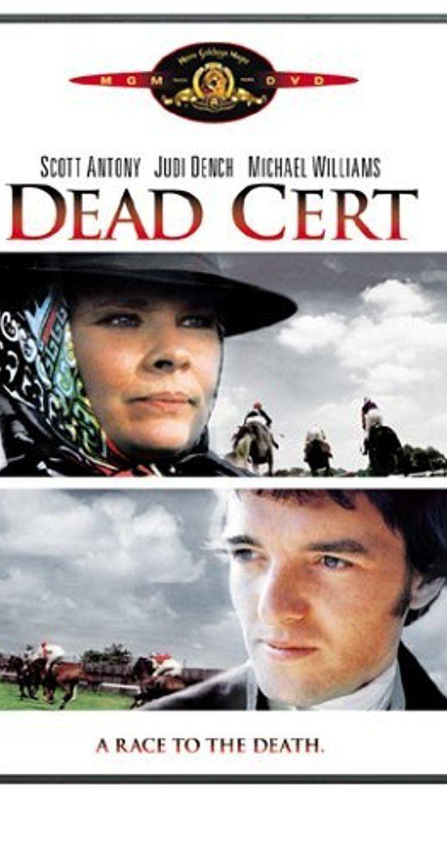 Dead Cert (1974 film) Dead Cert 1974 IMDb