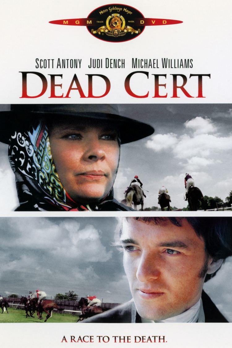 Dead Cert (1974 film) wwwgstaticcomtvthumbdvdboxart13168p13168d