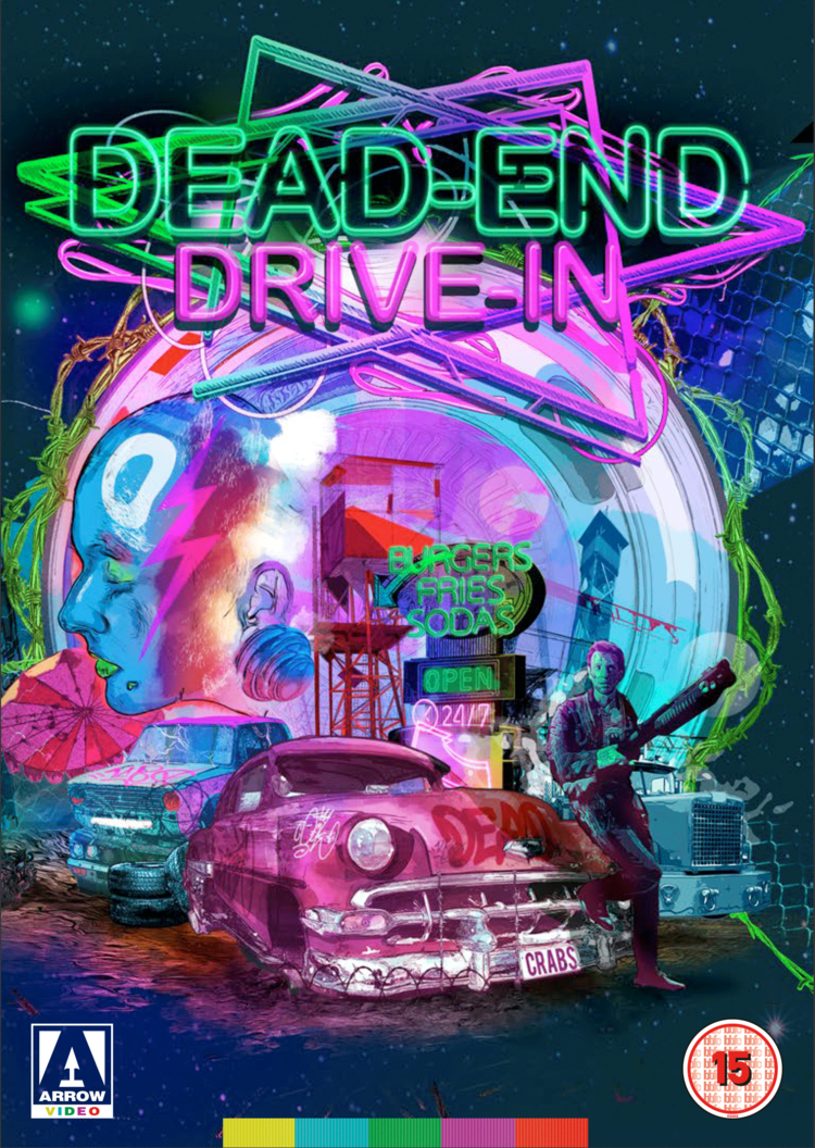 Dead End Drive-In DeadEnd DriveIn Fetch Publicity