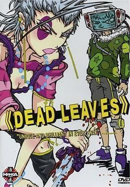 Dead Leaves movie poster
