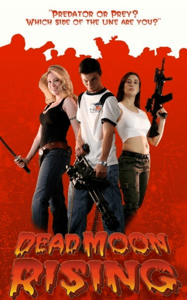 Dead Moon Rising Dead Moon Rising Girls Guns Zombies