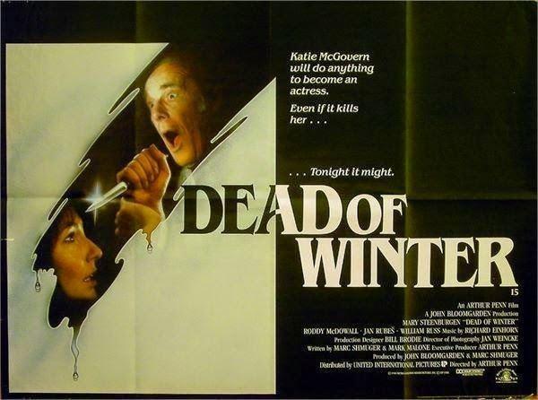 Dead of Winter movie scenes Dead of Winter 1987