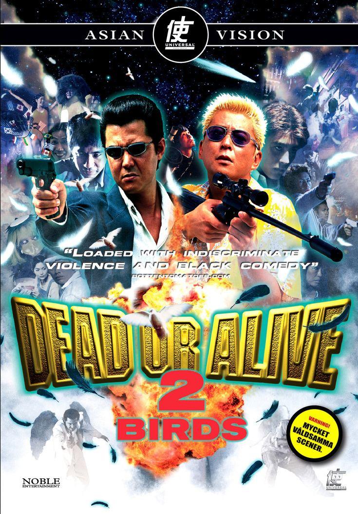 Dead or Alive 2: Birds Happyotter DEAD OR ALIVE 2 BIRDS 2000