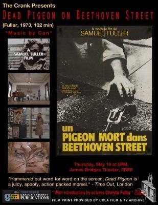 Dead Pigeon on Beethoven Street Dead Pigeon on Beethoven Street Dead Pigeon on Beethovenstrabe