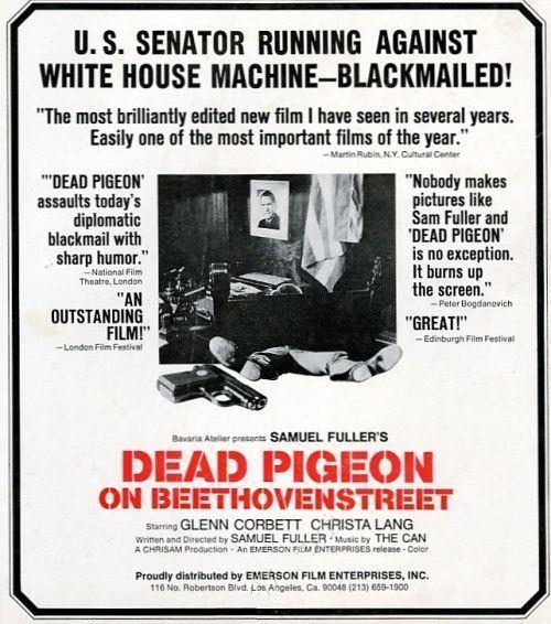 Dead Pigeon on Beethoven Street Dead Pigeon on Beethoven Street Tote Taube in der Beethovenstrae