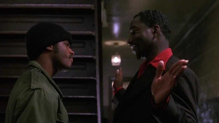 Dead Presidents movie scenes Dead Presidents 1995 Anthony VS Cutty The Pimp HD