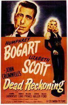 Dead Reckoning (1947 film) Dead Reckoning 1947 film Wikipedia