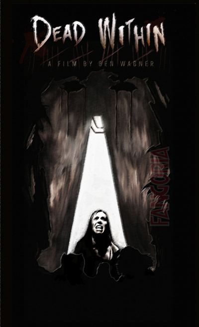 Dead Within Exclusive comicartist and more posters for DEAD WITHIN FANGORIA