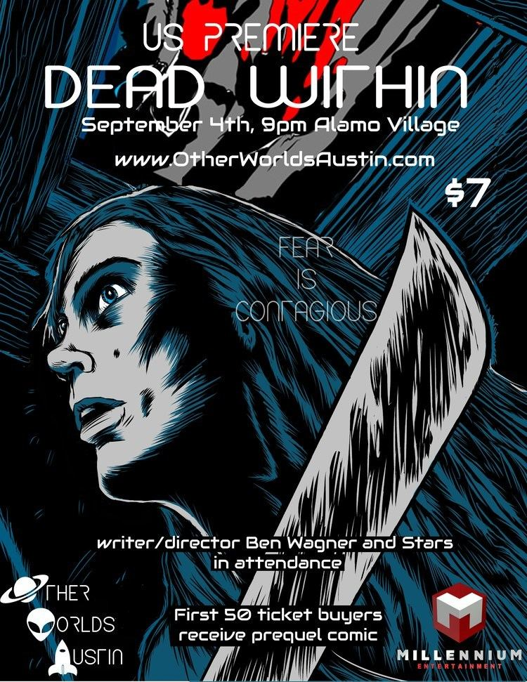 Dead Within DEAD WITHIN Ben Wagners Contained Zombie Film That Cant Be