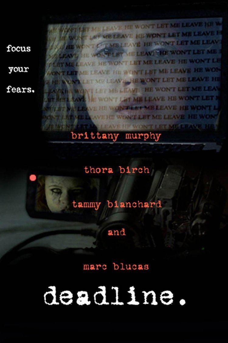 Deadline (2009 film) wwwgstaticcomtvthumbmovieposters7944297p794