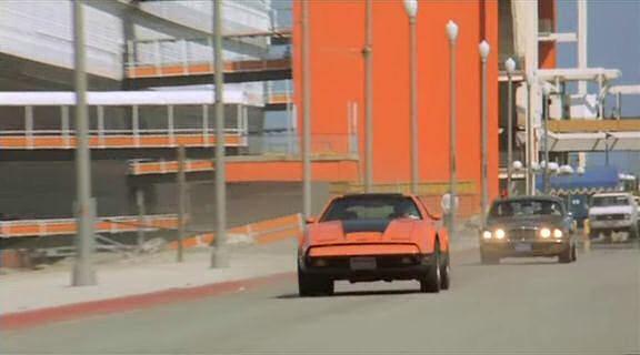 Deadline Auto Theft IMCDborg 1974 Bricklin SV1 in Deadline Auto Theft 1983