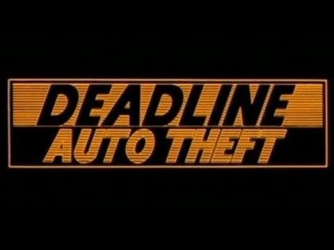 Deadline Auto Theft Deadline Auto Theft 1983 Full Movie YouTube
