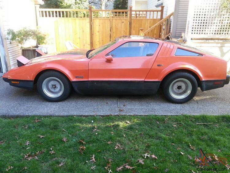 Deadline Auto Theft 74 Bricklin SV1 Movie STAR CAR from the movie Deadline Auto Theft