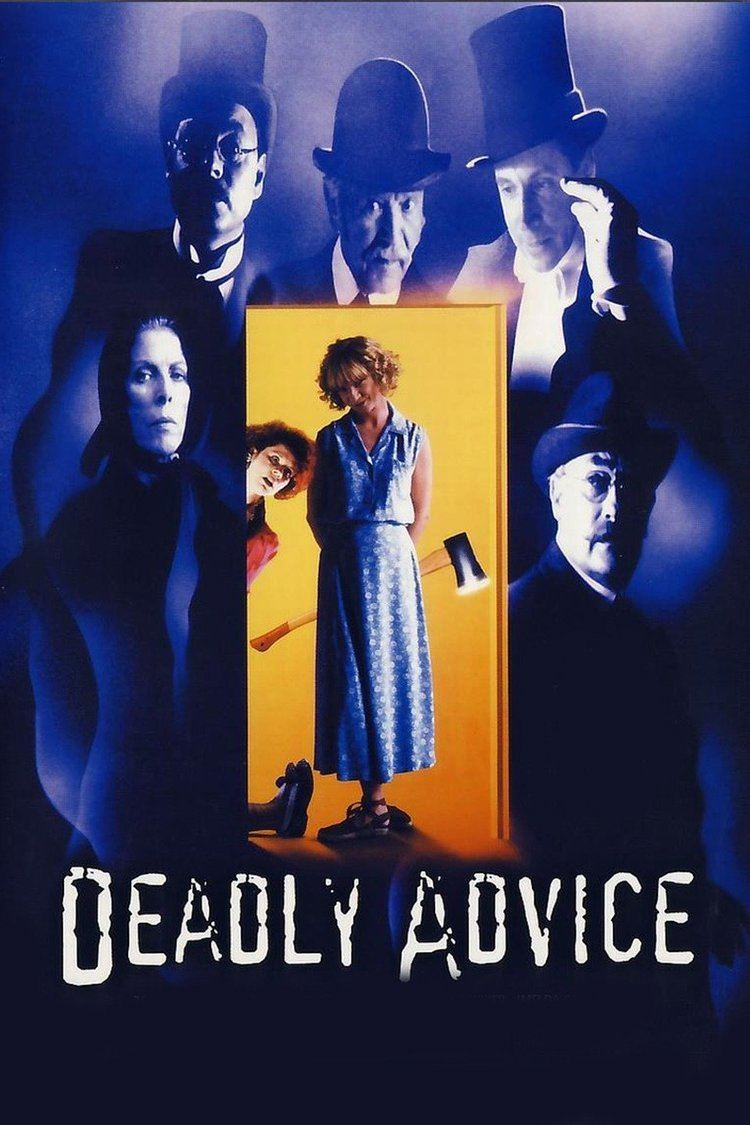 Deadly Advice wwwgstaticcomtvthumbmovieposters18296p18296