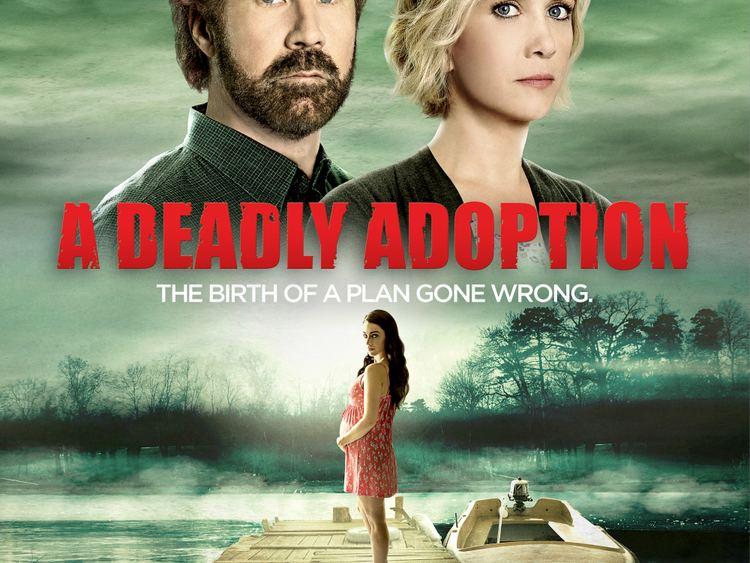A Deadly Adoption movie scenes  WATCH A Deadly Adoption Will Ferrell Kristen Wiig s Lifetime Movie Trailer Variety