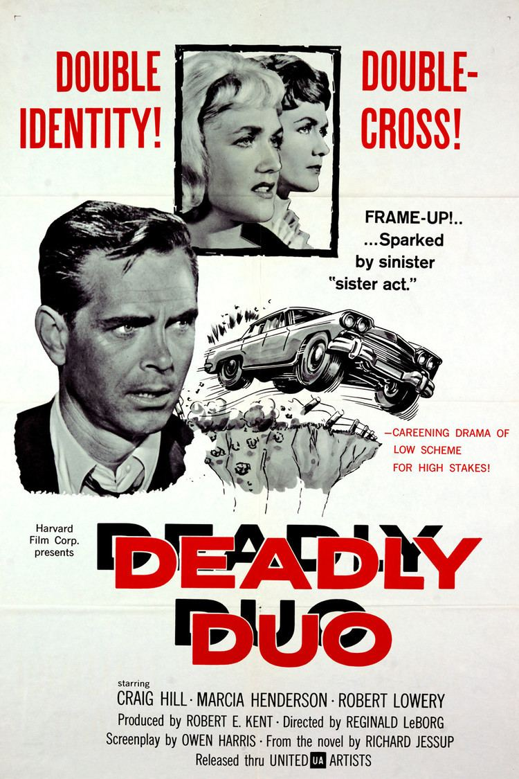 Deadly Duo (1962 film) wwwgstaticcomtvthumbmovieposters58933p58933