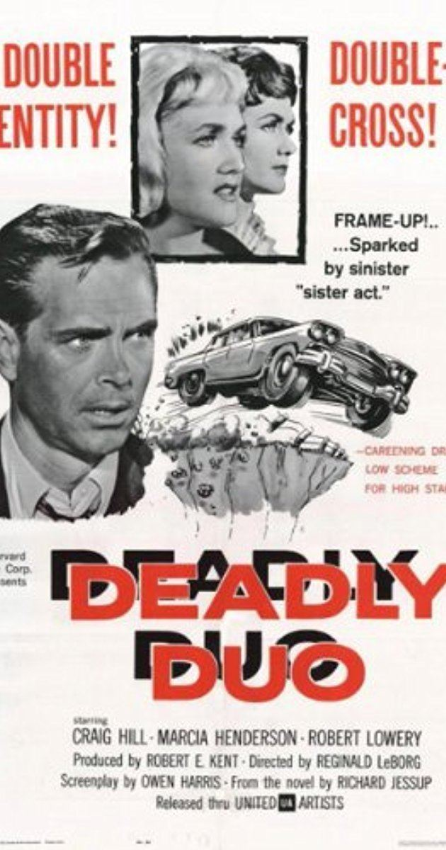 Deadly Duo (1962 film) Deadly Duo 1962 IMDb