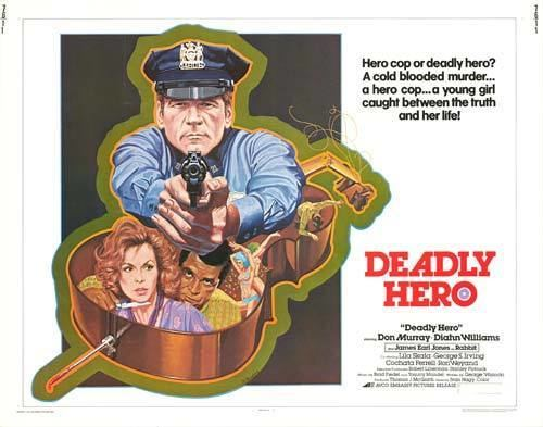 Deadly Hero Deadly Hero movie posters at movie poster warehouse moviepostercom