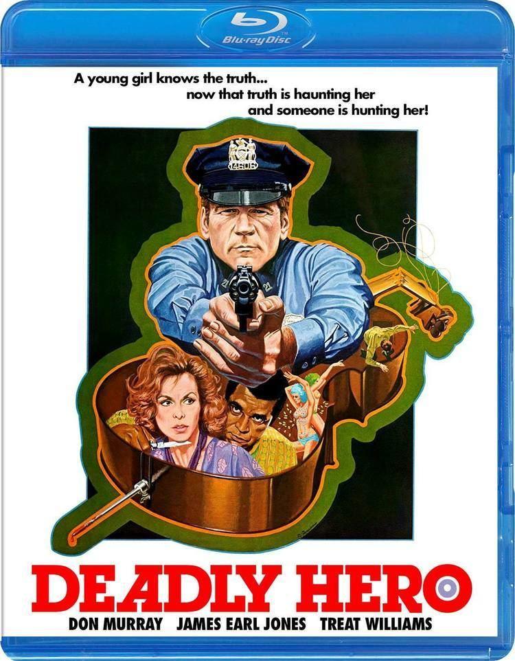 Deadly Hero Deadly Hero Bluray